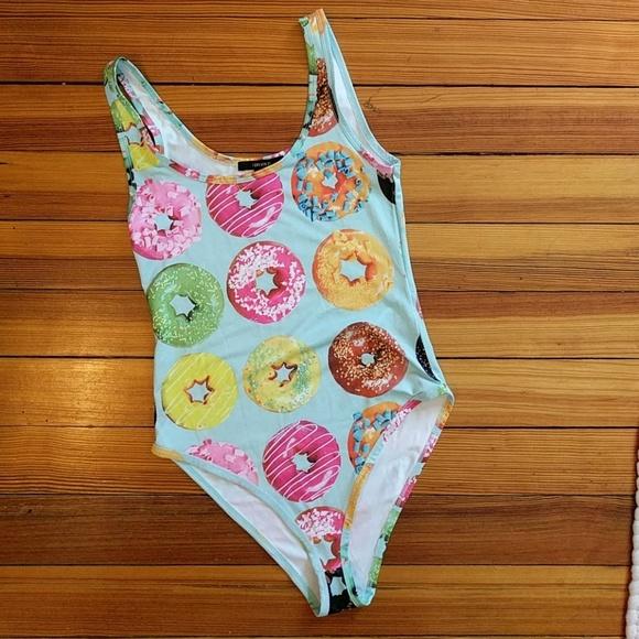 0a12e86c91 Forever 21 Swim | Donut Bathing Suit | Poshmark